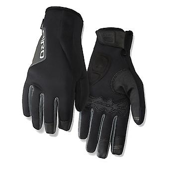 Giro Black 2017 Ambient 2.0 Cycling Gloves
