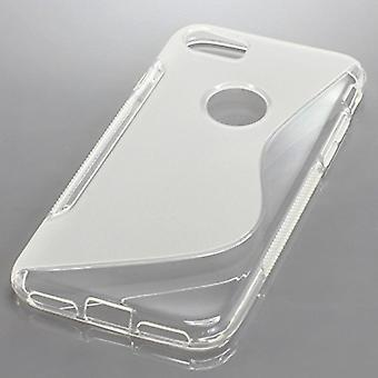 Mobile case TPU case for mobile phone Apple iPhone 7 transparent
