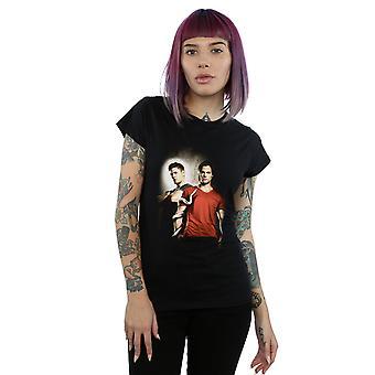 Supernatural Women's Heaven And Hell T-Shirt