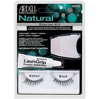 Ardell Natural Lashes Starter Kit Babies Black