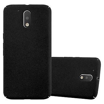Cadorabo tilfælde af Motorola MOTO G4 / MOTO G4 PLUS - hard case telefon cover Matt frosty design - dækning af kofanger tilbage tilfælde dække