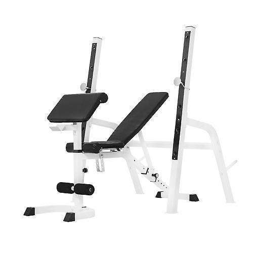 Banc de musculation avec repose-barre s�par� GS022