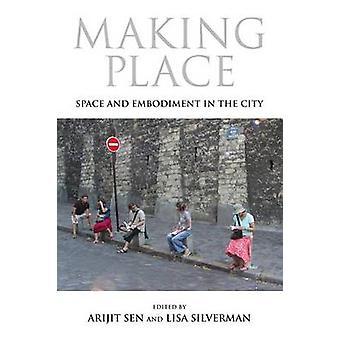 Tornando o lugar - espaço e personificação da cidade por eliangela Sen - Lisa S