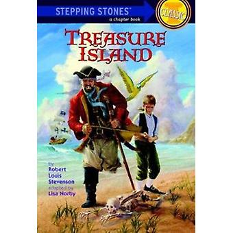 Step up Classic Treasure Island by NORBY - 9780679804024 Book