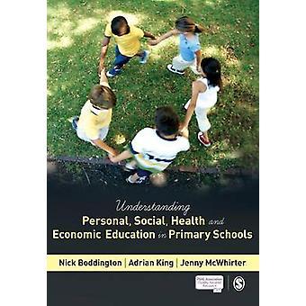 Comprender la salud social personal y la economía Educatio por Nick Boddington