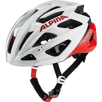 Alpina Valparola bike helmet / / white / red