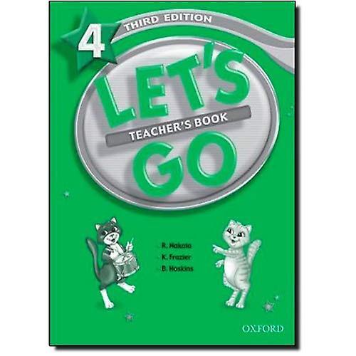 Let& 039;s Go 4 Teacher& 039;s Book