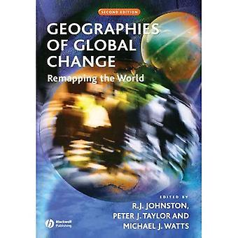 Regionów geograficznych globalnych zmian: manipulowanie świata