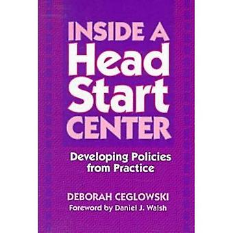 Inside a Head Start center