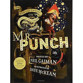 De komische tragedie of tragische komedie van heer Punch