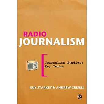 Periodismo de radio