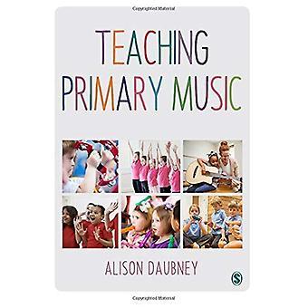 Undervisning primære musik