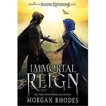 Immortal Reign: A Falling Kingdoms Novel