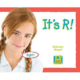 It's R! (Super Sandcastle: It's the Alphabet!)