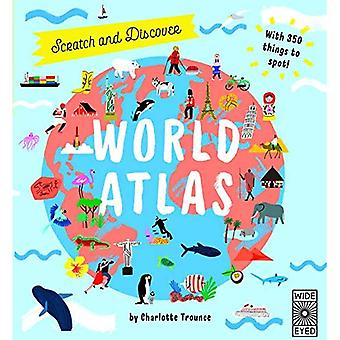Scratch and Discover World Atlas (Scratch and Discover)