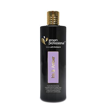 Groom Professional Exclusive Iris & Amber Shampoo 450ml