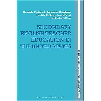 Educação do professor secundário de inglês nos Estados Unidos (reinventando a formação de professores)