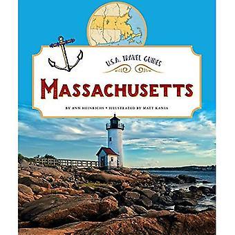 Massachusetts (U.S.A. Travel� Guides)