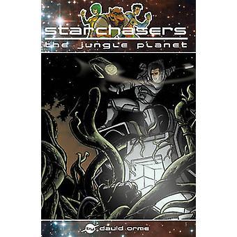 Starchasers e il pianeta giungla da David Orme