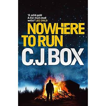 Ingenstans att köra (Main) av C. J. Box - 9780857890801 bok