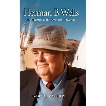 Herman B puits la promesse de l'université américaine de Capshew & H. James