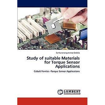 Estudo de materiais adequados para aplicações de Sensor de Torque por João & Sankaranarayanarao