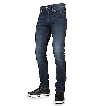 Bull-It Blue Covert SP120 Straight - Long Motorcycle Jeans