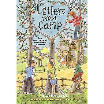 Letters from Camp by Kate Klise - M. Sarah Klise - 9780380793488 Book