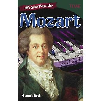 18th Century Superstar - Mozart (Grade 7) by Georgia Beth - 9780606402