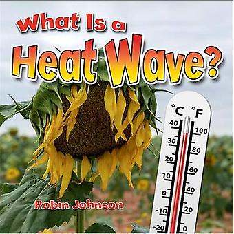 What Is a Heat Wave? by Johnson - Robin - 9780778724353 Book
