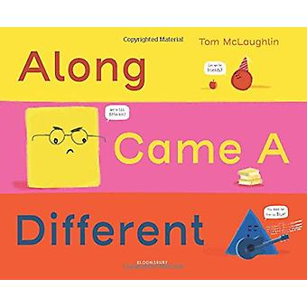 Along Came a Different by Tom McLaughlin - 9781408888926 Book