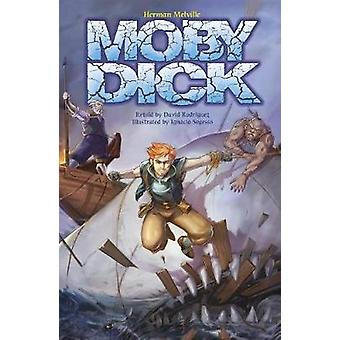 Moby Dick by David Rodriguez - 9781496555793 Book