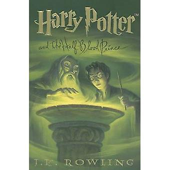 Harry Potter and the Half-Blood Prince (large type edition) by J K Ro