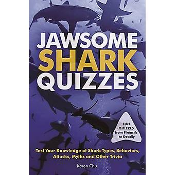 Jawsome Shark Quizzes - Test Your Knowledge of Shark Types - Behaviors