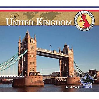 United Kingdom by Sarah Tieck - 9781617838194 Book