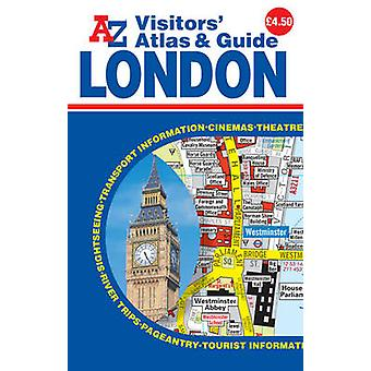 London Visitors Atlas & Guide (38th Revised edition) by Geographers'