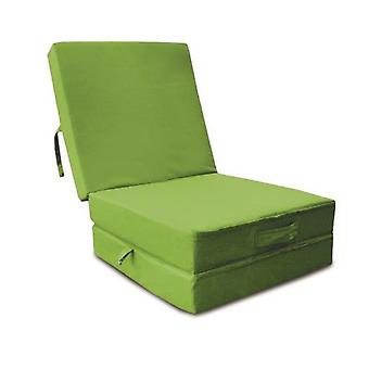 Baumwoll-Fold aus Z Bed Cube-Lime