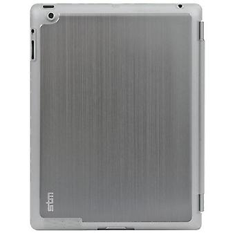 STM Half Shell iPad 2/3/4 Aluminum Polycarbonate Back Cover
