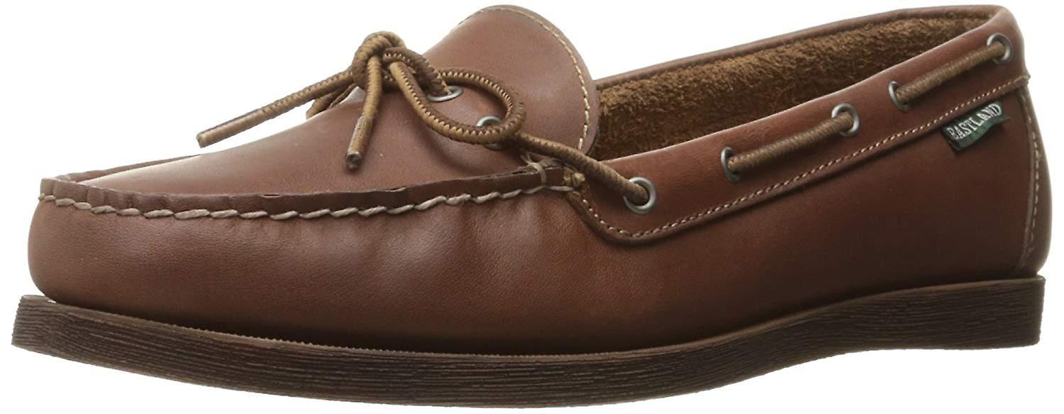 Eastland femmes Yarmouth Cuir Square Toe Boat chaussures
