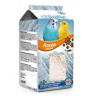 Cunipic Areia com anis para Aves (Vogels , Strooisel)