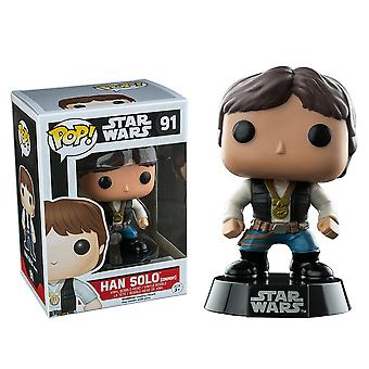 Star Wars Han Solo Ceremony US Exclusive Pop! Vinyl