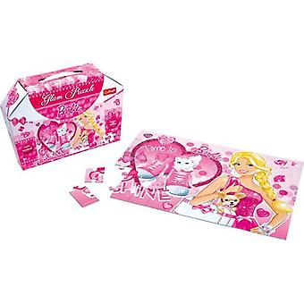 Legler  Barbie  bright 50 pieces Puzzle (Babies and Children , Toys , Boardgames)