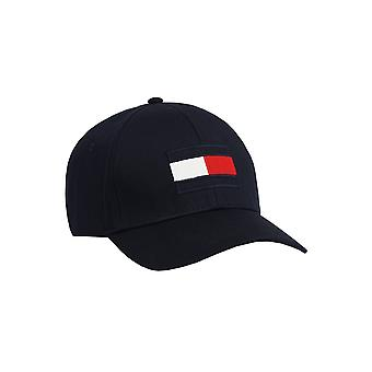 Tommy Hilfiger Big Flag Baseball Cap Navy