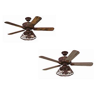 Ceiling Fan Barnett Barnwood 122cm / 48