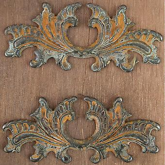 Metals Embellishments-#9, 3.5