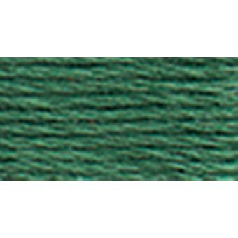 Dmc Tapestry & Embroidery Wool 8.8 Yards Very Dark Dusty Green 486 7540