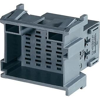 Socket enclosure - cable J-P-T Total number of pins 15 TE Connectivity 1-967628-3 Contact spacing: 5 mm 1 pc(s)