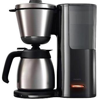 Coffee maker Philips HD7697/90 Intense Stainless steel, Black Cup volume=15