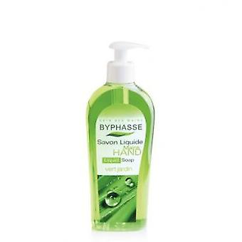 Byphasse Hands With Soap Dispenser 400 Ml Jardin Verde
