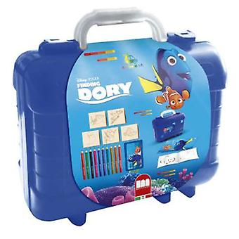 Multiprint Travel Set Finding Dory